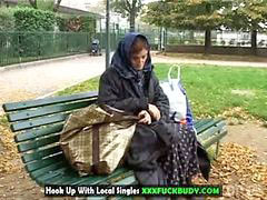 Homeless, Cougar