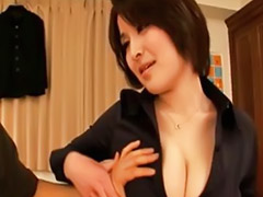 Milf, Japanese, Hairy