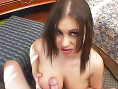 Cum in mouth, Cum twice, Blowjob cum in mouth, Twice, Cum in her pov, Whitney