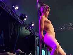 2012, Celebrity striptease, Celebrities gangbang, Pornstar party, Celebrity