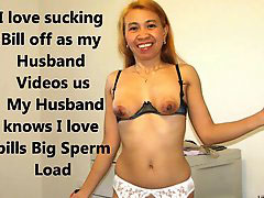 Suck & eat, Mr and mrs, Loads asian, Load asian, Eat load, Gina suck