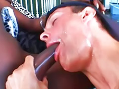 Shemale ebony, Ebony shemale, Tranny sucks cock, Tranny sucking tranny, Tranny sucking cock, Tranny ebony