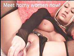 Solo amateur orgasm, Fishnet solo, Fishnet amateur, Fishnets, Fishnet, Orgasm blonde