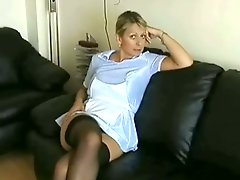 British milfs, British amateur, Dressed up, British milf, Up dress, Milf nurse