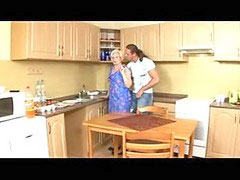 Mom, Mom young, Mature fuck guy, Moms young, Young mom, Mom kitchen