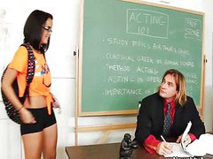 In school, Dillion harper, Fucked school 2, Classic, Getting hard, Harper