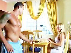 Neighbor, Stunning blonde, Muscle fucking, Muscle fuck, Fucking neighbors, Blond neighbor