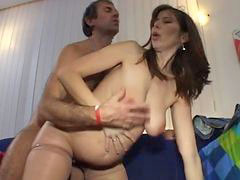 Pregnant, Dad, Dad fucks daughter, Fuck