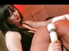 Lezdom, Whip, Whipping, Whipped, Lesbian whipping, Anal lezdom