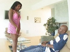 Housewifes anal, Black housewife, Acting, Housewife anal