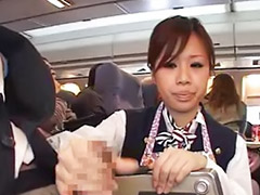 Forced, Force, Stewardess, Japanese forced, Asian forced, Forced asian
