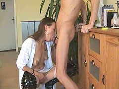 Wife bj, German gagging, Wife german, Wife deepthroat, Deepthroat wife, German wifes