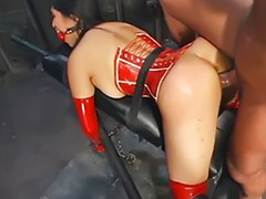 Sex slave, Latex bondage, Bondage latex, Asian slave girls, Asian latex, Anal slave