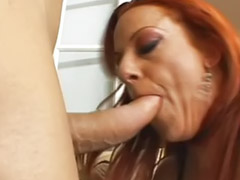 Deep throat, Shannon, Shannon kelly, Shannon h d, Red heads, Red head