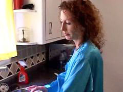 Www, Milfs in kitchen, Milf kitchen, Milf in kitchen, Kitchen milf, Huge milf