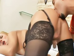 Shemale fucks shemale bareback, Hot shemale blowjob, Raw shemales, Raw sex, Raw 9, Shemales fuck bareback