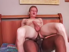 Interracial shemale, Shemale ebony, Ebony shemale, Poke, Poking, Shemale interracial sex