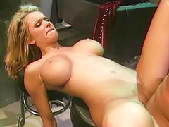 Banks, Briana banks, Briana, Nails in tits, Nails in tit, Briana r
