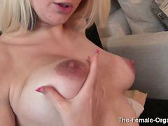 Lactating, Milf orgasm, Lactation