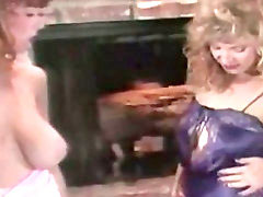 Rikki n, Christy canyon, Blake, Hot lesbian scene, Christy hot, Christie canyon