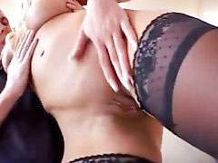 Gina blonde, Gina, Tits fuck and stockings, Tits fuck and ass fuck, Nice ass fucked, Nice ass blowjob