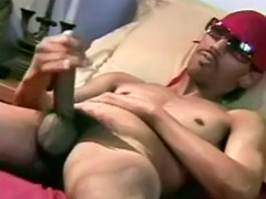 Home gay, Jerk on, Ebony bed, Jerking on, Jerked on, Ebony jerking