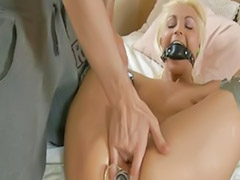 Tied squirt, Squirt tied, Gets tied, Blonde slim, Tied squirting, Slim