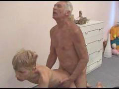 Teen, Grandpa, Boy, Skinny, Teens, Blonde