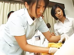 Worker, Sex femal, Japanese female, Hospital japanese, Hospital asian, Asian workers