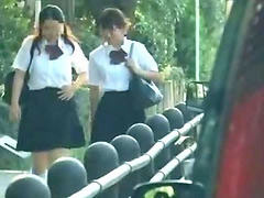Car, Schoolgirl, Tricked