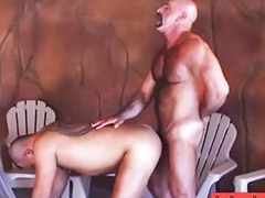 Pump, Bears gay, Pump anal, Gay bear, Raw sex, Raw gay