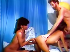 Vintage shemale, Shemale threesome, Insatiable, Shemale deepthroat, Shemale threesome anal, Vintage shemales