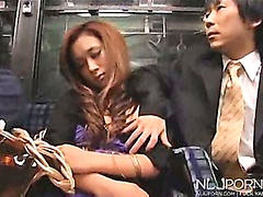 Japanese bus, Sleeping sex, Sleeping, Japanese videos, Bus sex, This video