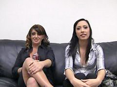 Casting anal, Mother daughter