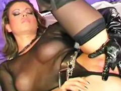 Stocking fetish solo, Boots fetish girls, Babes solo stockings, Boots solo
