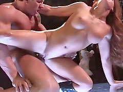 Muscle guy, Poling, Pole, Pole dance