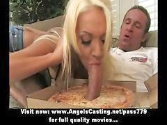 Pizza, Guy licks pussy, Guy licking pussy, Pizzas, Pizza guy, Guy pussy licking