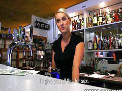 Quick fuck, Paid for, Hot czech, Czech bartender, Bartender, Paid