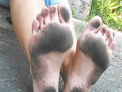 Sole, Soles girls, Footjob amateurs, Dirty soles, Dirty fetish, Girls soles