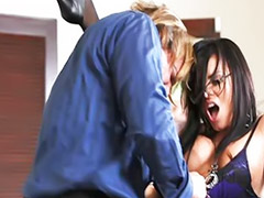 Eva angelina, Angelina black, Eva black, Black secretary, Stockings office masturbation, Stocking office masturbation