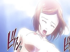 Hentai busty, Fighter, Busty threesome, Raping, Owned, Hentai threesome
