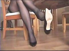 Elise, Boss lady, Pussy lady, Pantyhose pussy, Sexy ladies, Lady black