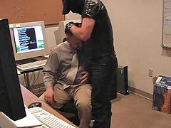 Office gay sex, Office gay, Office blowjob, Sucker gay, Sucker, Blowjob office