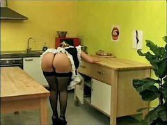 French kitchen, French maid, Maid french