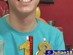 Julian, 18 birthday, Birthday party, Birthday  party