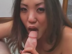Naughty pornstar, Asians on her, Asian mouthful, Asian cum on, Asian cum mouth, Cum her mouth
