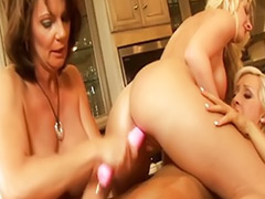 Oma masturbation, Oma vaginas