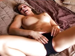 Kiss with cum, Kiss with fuck, Brunette milf gets fucked, Cum kiss fucking, Milf getting fucked