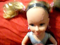 Sexy doll, Pigtails facial, Pigtails blonde, Pigtailed blonde, Facial pigtail, Blonde pigtails