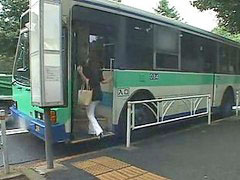 Bus, Japan boobs, Bbw japan, Japan bus, Bbw facial, Japan tit
